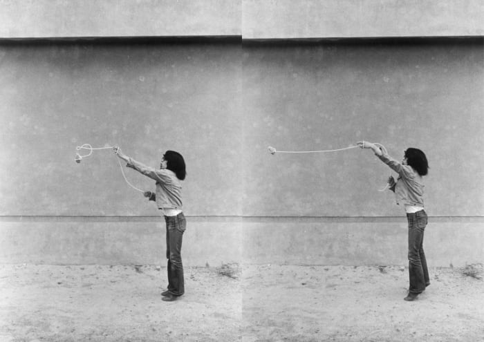 Stone/Rope/Man VII by Keiji Uematsu