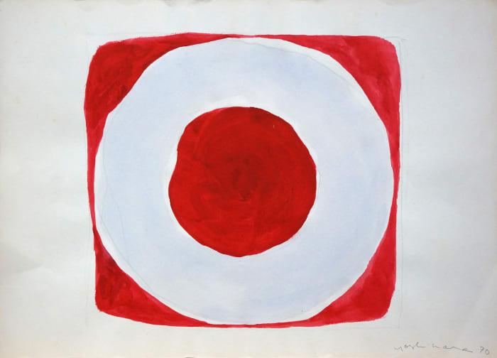 circle by Jiro Yoshihara