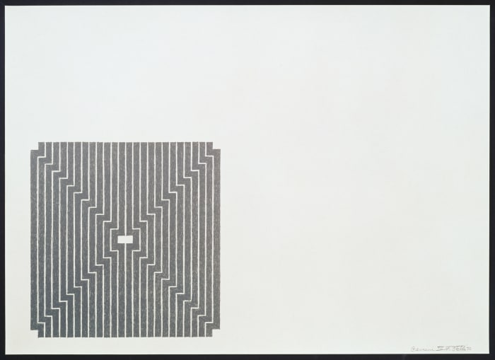 Averroes by Frank Stella