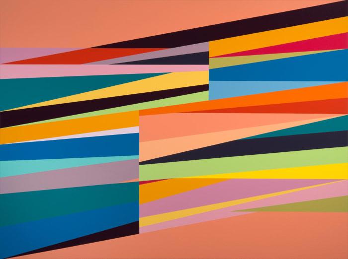 Windows II by Odili Donald Odita
