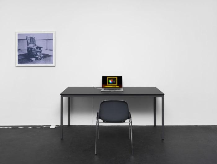 Pascal's Lemma (After Warhol) by James Benning
