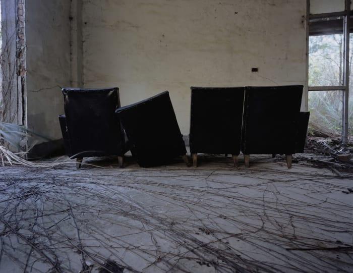 Antiquity-Like Rubbish Research & Development Syndicate : Sofa Prototype Tongluo #1 by Wei-Li Yeh