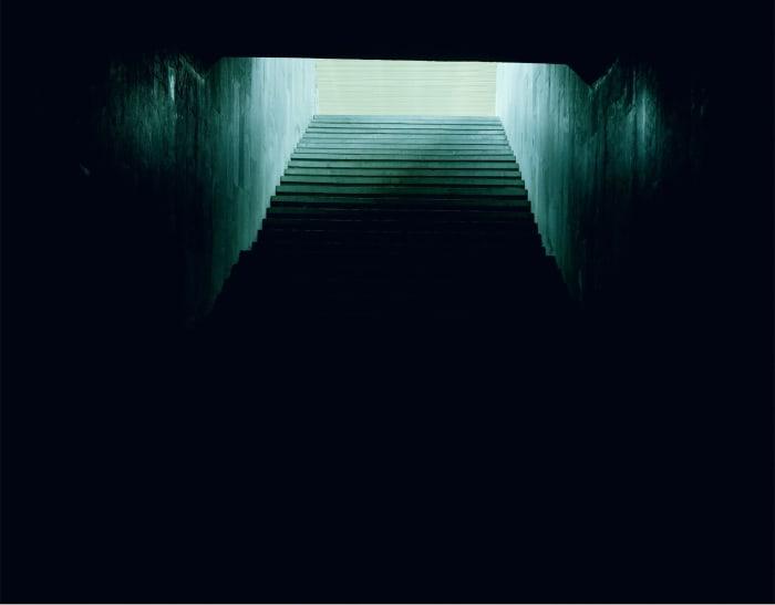 Underground (No.13) by Hrair Sarkissian