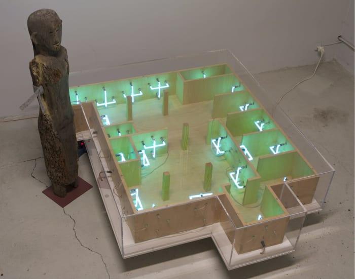 Conversation entre mon atelier et Joraï by Sarkis