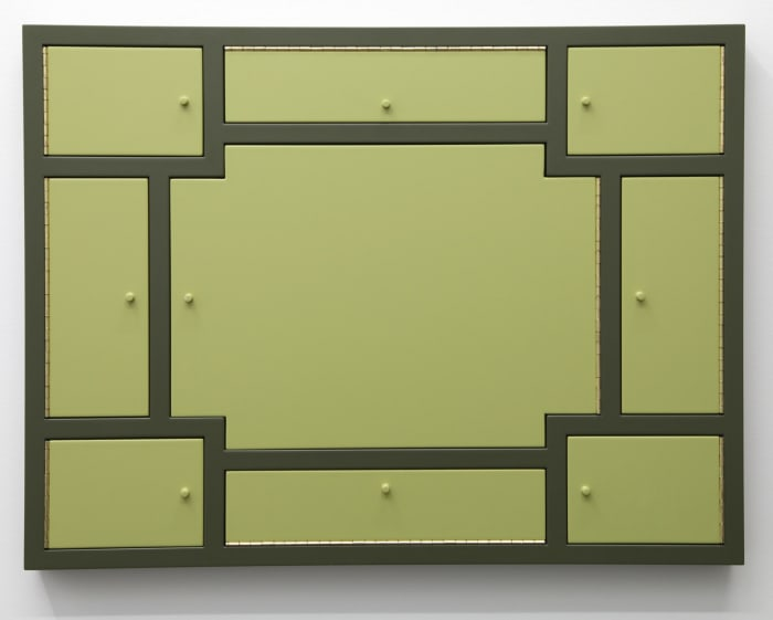 Cabinet No. 17 by Birgir Andrésson