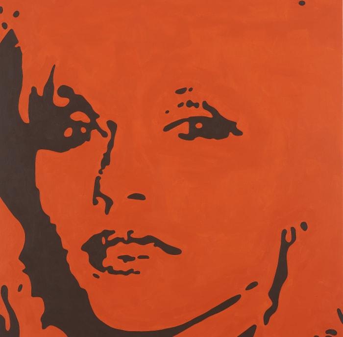 Blondie by Merlin Carpenter