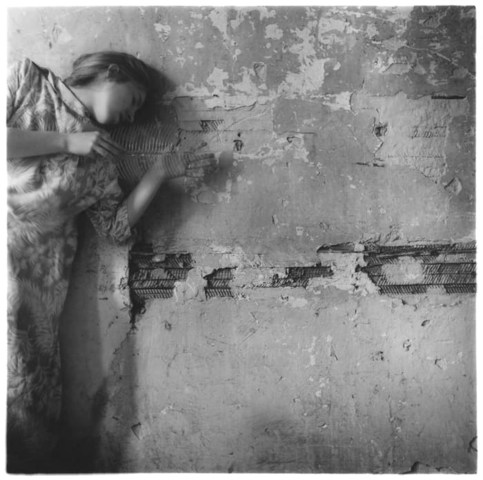 Untitled, New York by Francesca Woodman