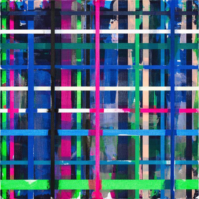 Untitled (HZ 2016-091) by Heimo Zobernig