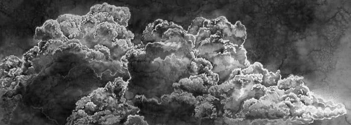 Clouds Study (6) by Hans Op de Beeck
