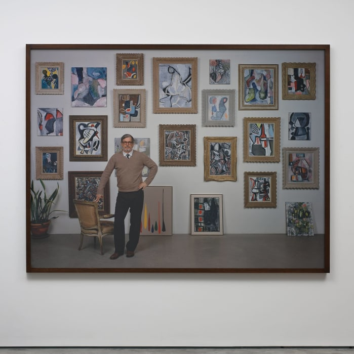 My Late Early Styles (Part I, The Middle Period) by Rodney Graham