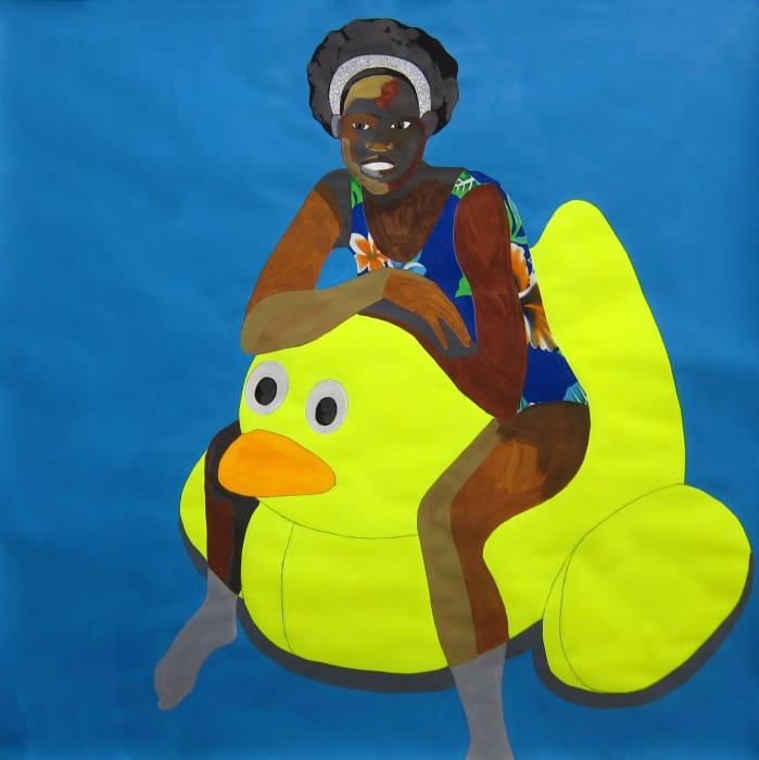 Floater No. 14 by Derrick Adams