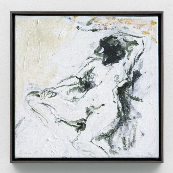 Lean Back by Tracey Emin