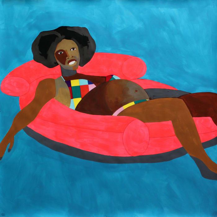Floater No. 2 by Derrick Adams