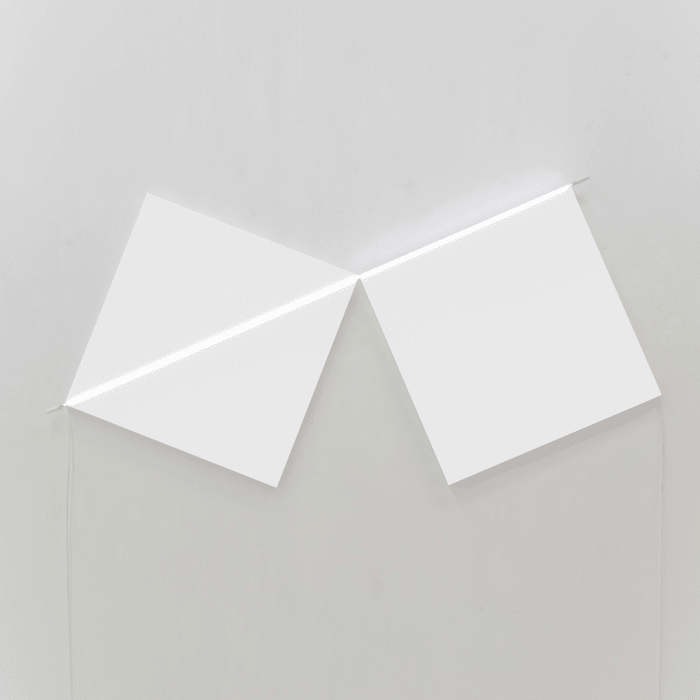 Enfilade n°2 by François Morellet