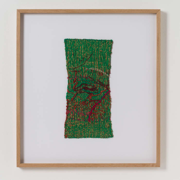 As if I did Not Know by Sheila Hicks