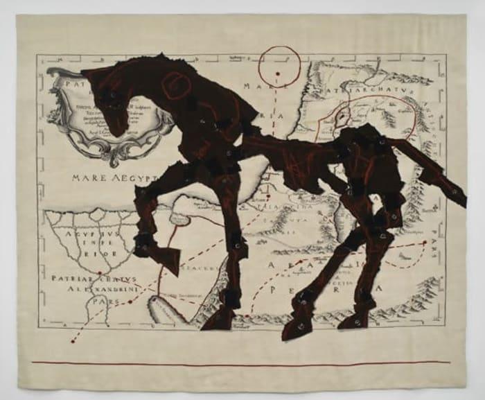 Aegyptus Inferior by William Kentridge