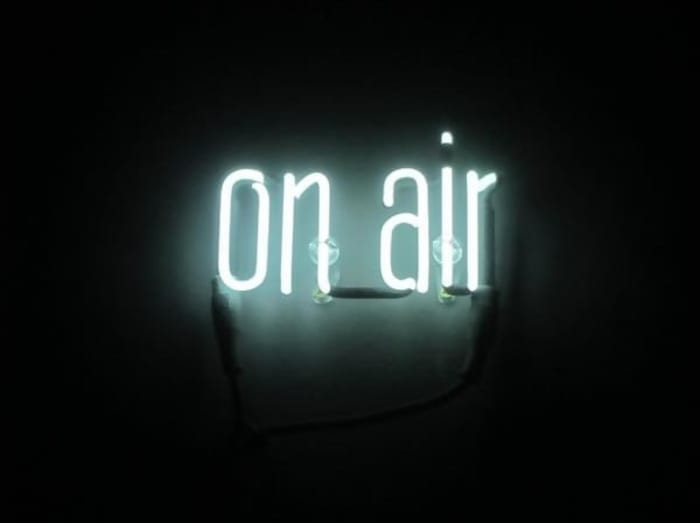 On air by Laurent Grasso