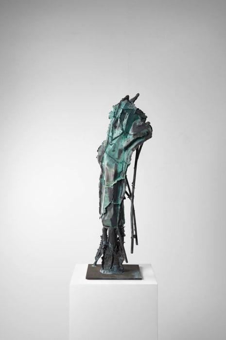 forza verde by Georg Herold