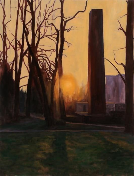 Dawn's Crack by George Shaw