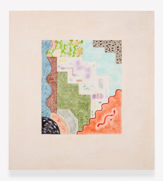 Untitled (#01-13) by Rebecca Morris