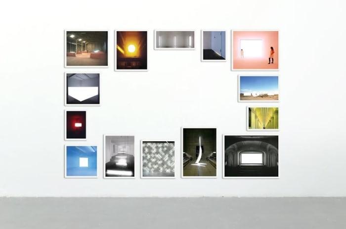 History of Light by Jose Dávila