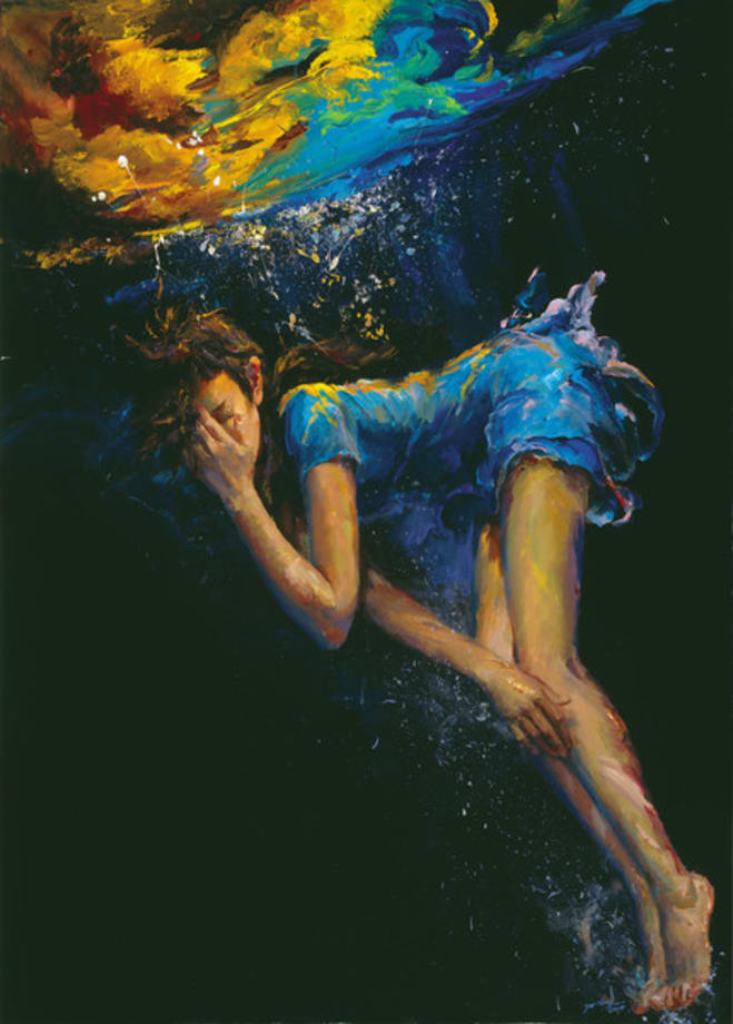 Heavenly Body by Yu Hong