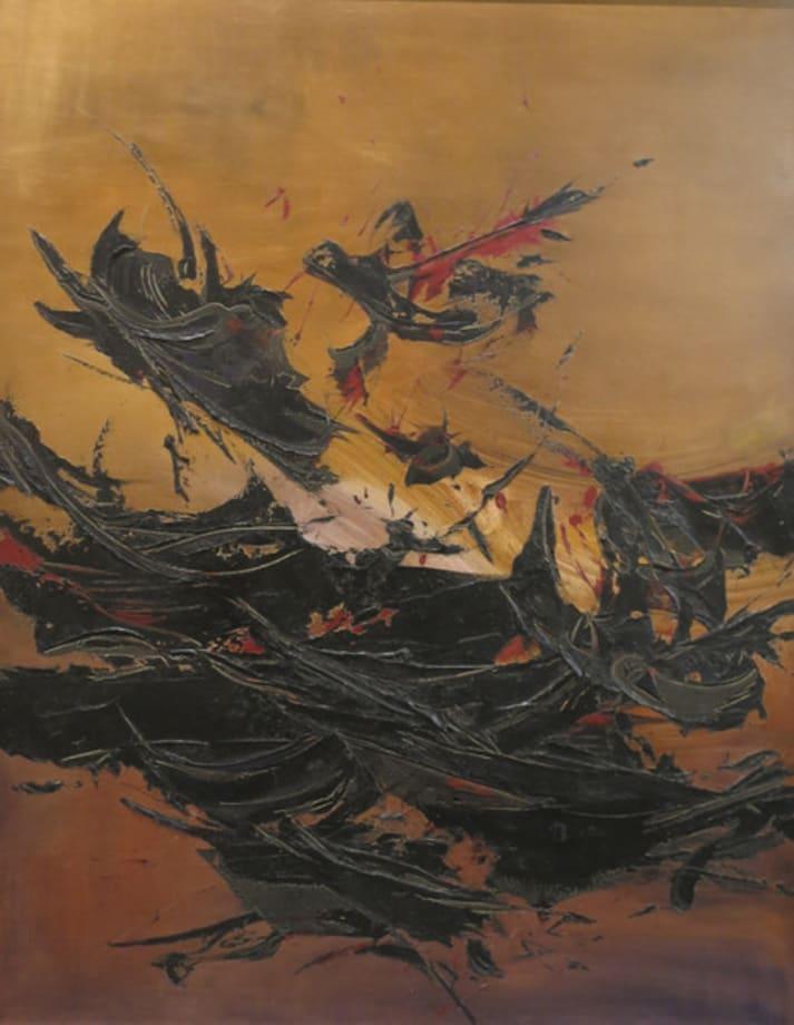 Painting N º 60 by Kasuya Sakai