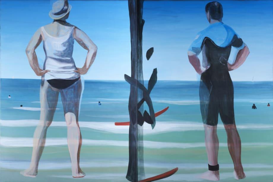 o.T. by Marc Desgrandchamps