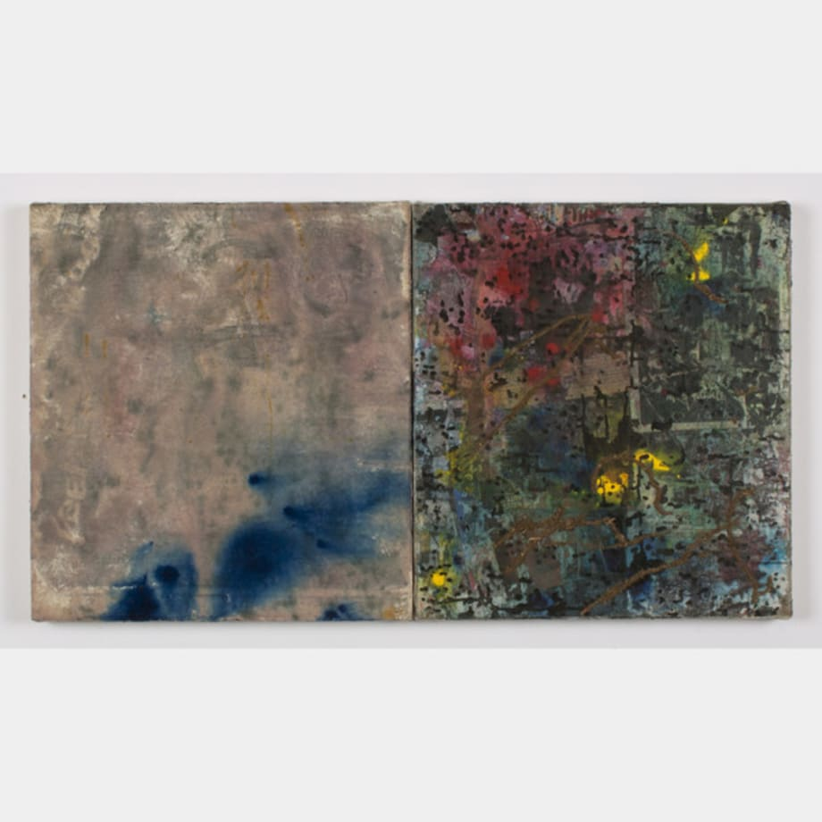 B&F (diptych) by Noel Anderson