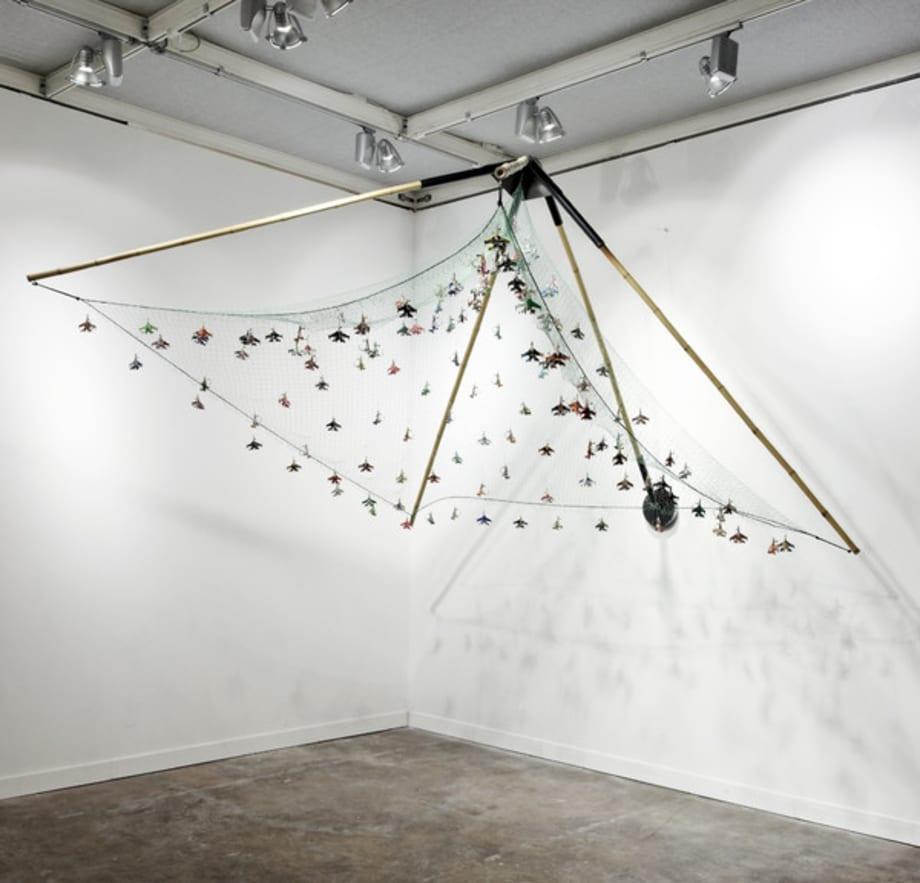 Fishing Flies by Mircea Cantor