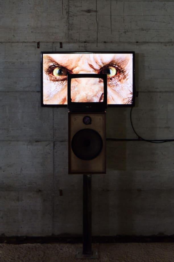 Naked (Minimal devices of multisensory reanimation) by Daniele Puppi