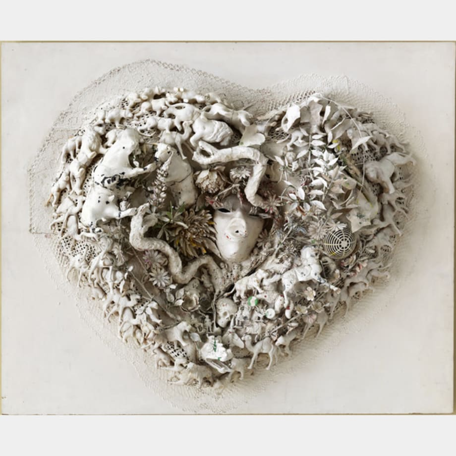 Heart/Cœur by Niki de Saint Phalle