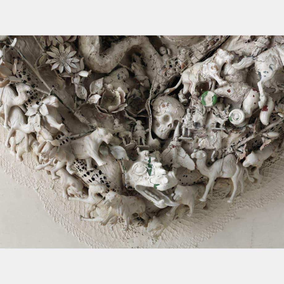 Heart/Cœur (detail) by Niki de Saint Phalle