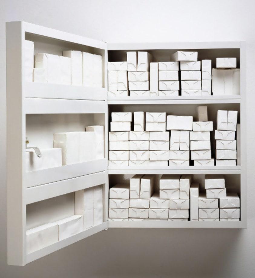 Cabinet XIII by Rachel Whiteread