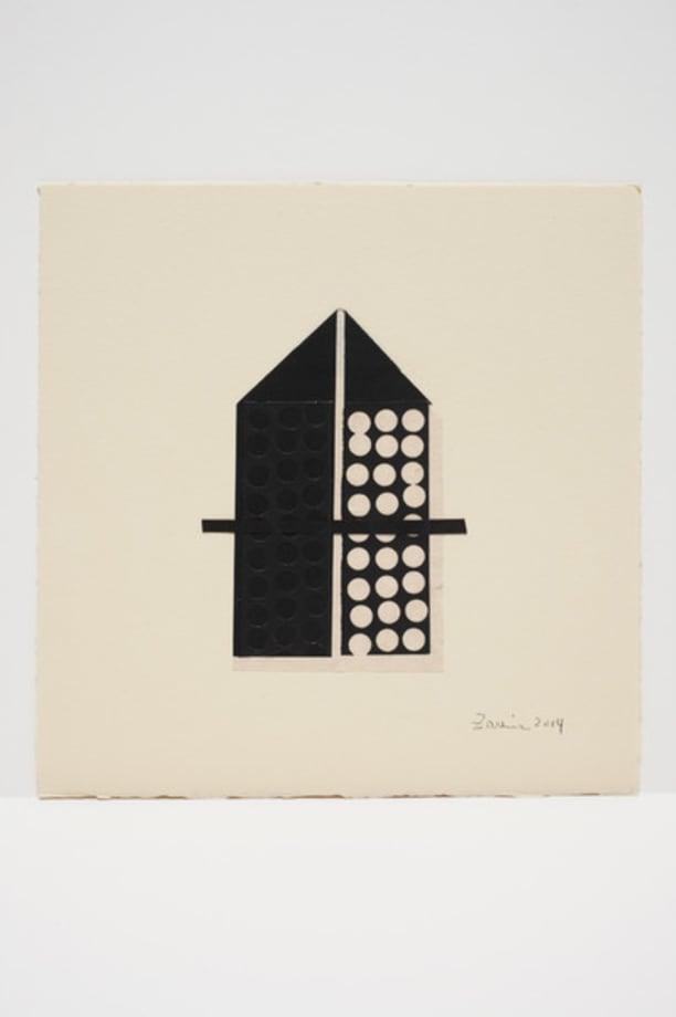 Folding House by Zarina