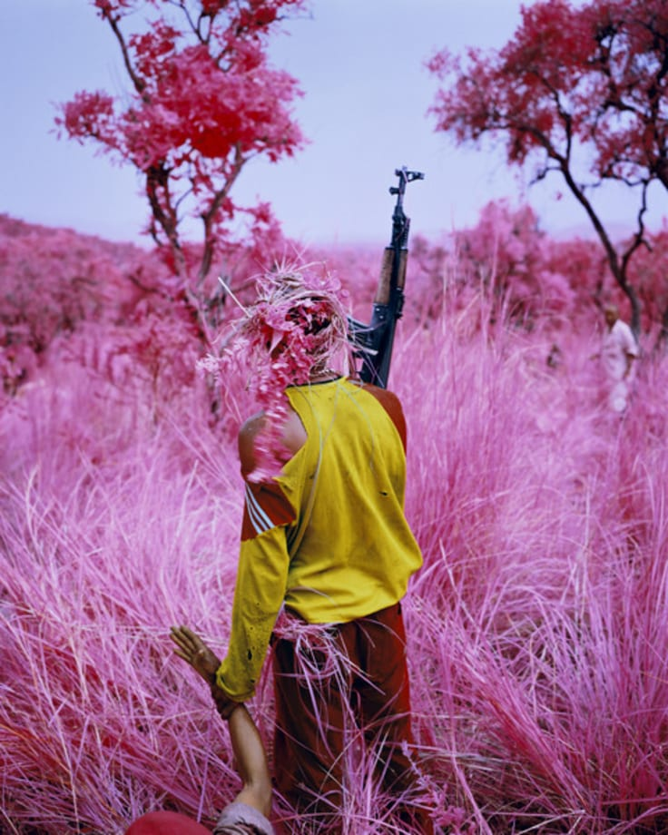 Drag by Richard Mosse