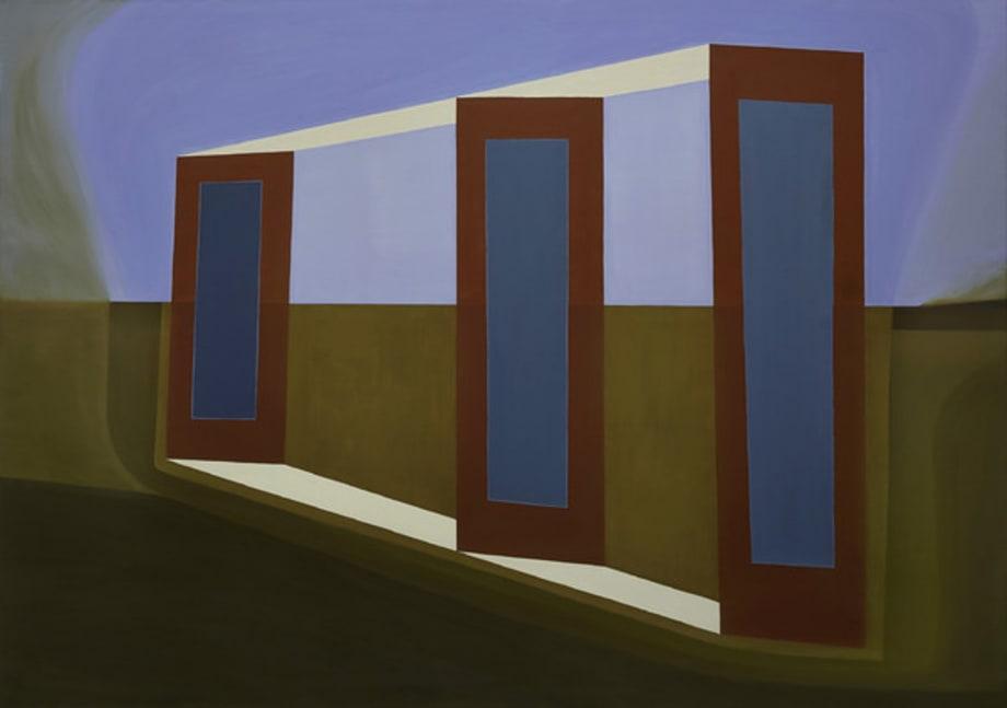 Tres puertas by Magdalena Jitrik