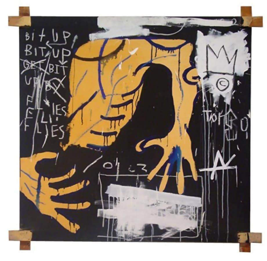Busted Atlas 2 by Jean-Michel Basquiat