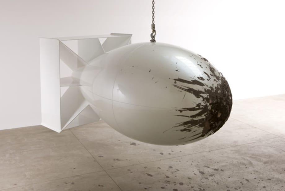 Untitled (Bomb) by Iñigo Manglano-Ovalle