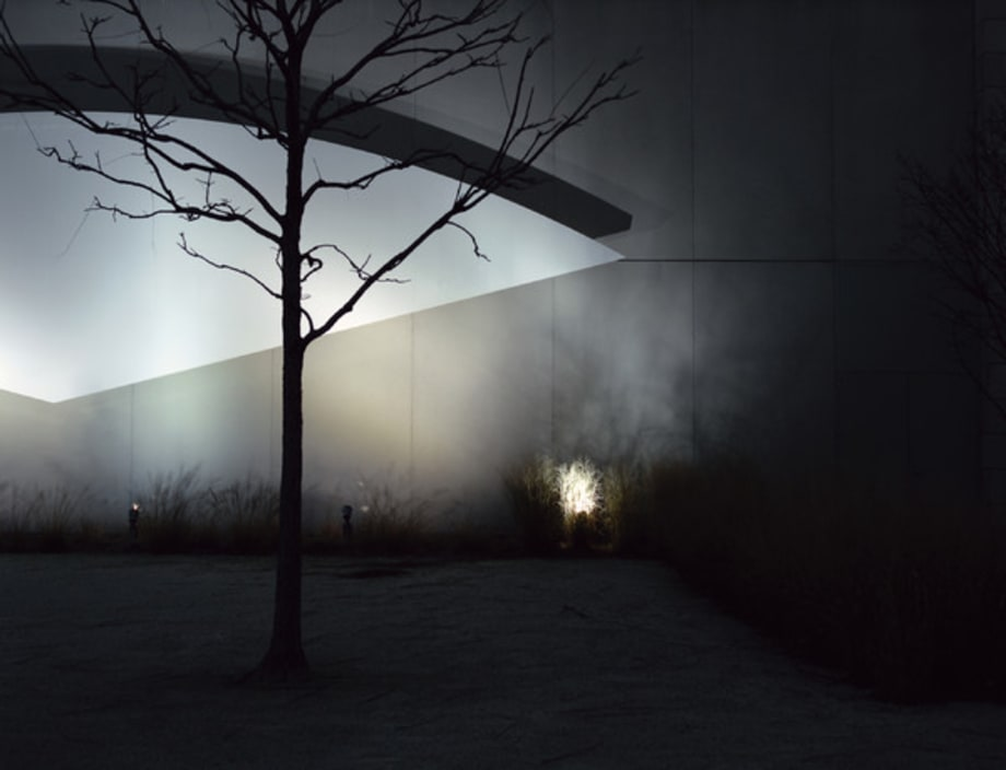 Silent Night by Louise Lawler