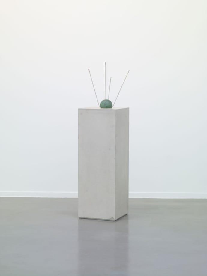 Strayed Sputnik by Roman Ondak