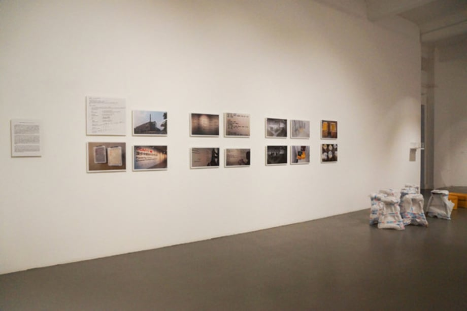 Censored Artworks at 15 Years Chinese Contemporary Art Award at The Power Station of Art, Shanghai by Ai Weiwei