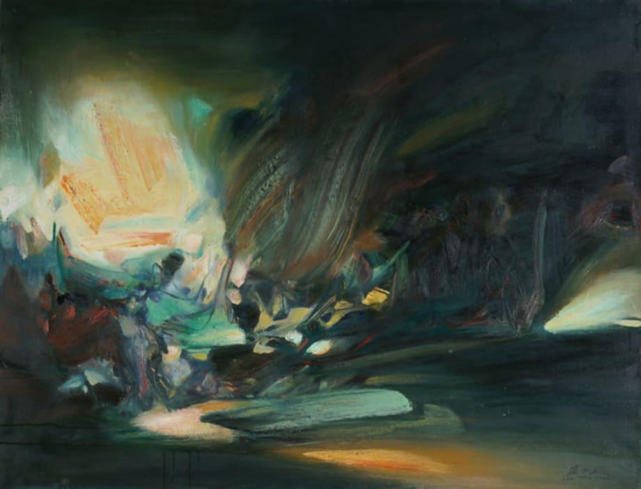 No.185 by Chu Teh-Chun