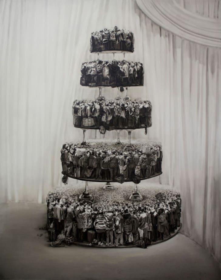 Cake by Lu Chao