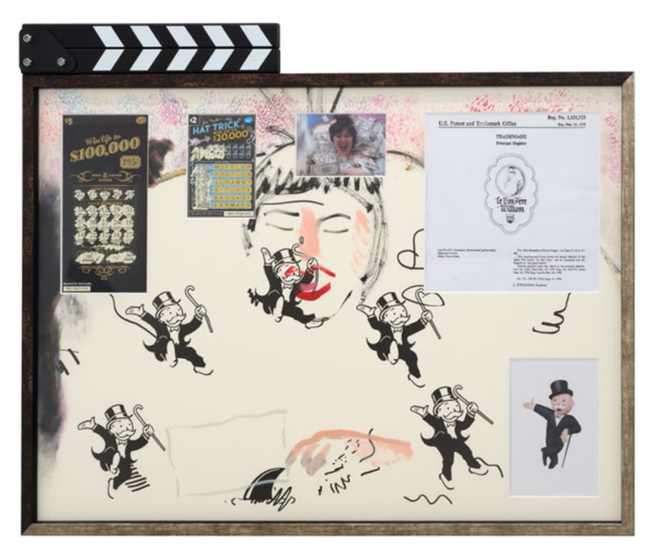 Storyboard for The Good Father and The Rich Uncle by Oscar Enberg