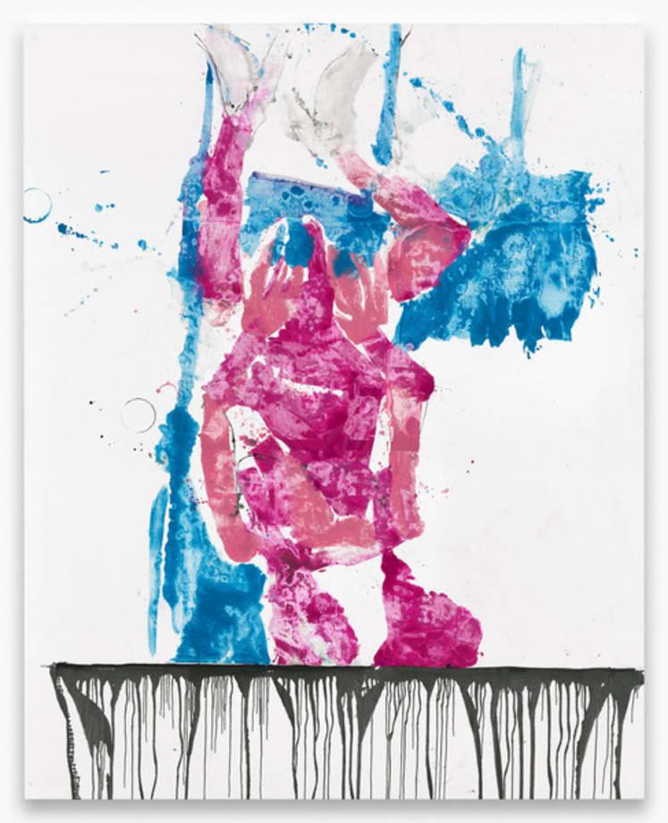 Schon immer war ich dem Surrealismus zugeneigt by Georg Baselitz