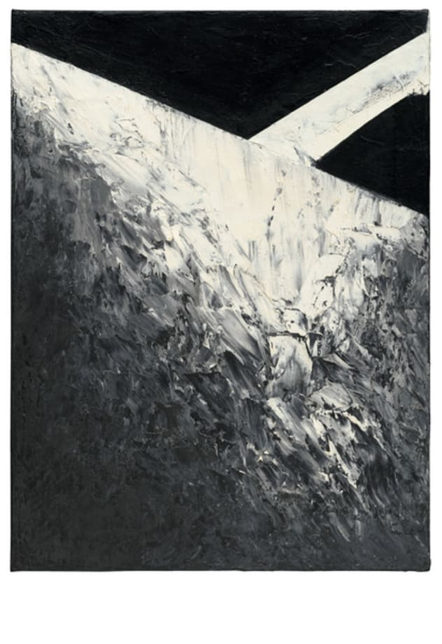 White Water by Jay DeFeo