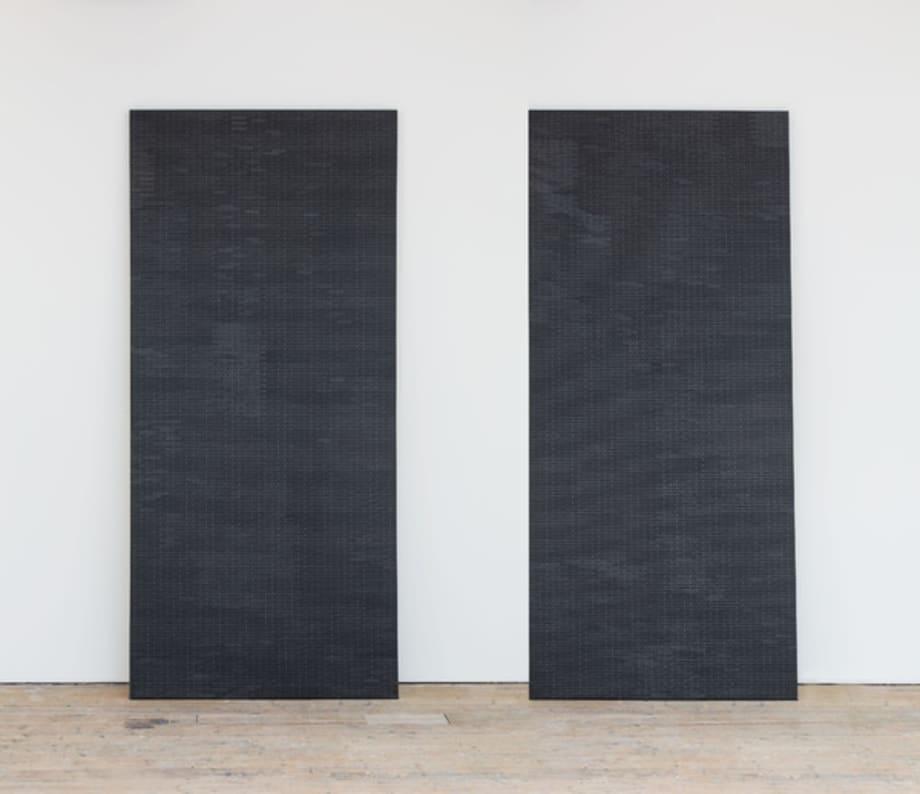 Untitled & Untitled by Maria Taniguchi
