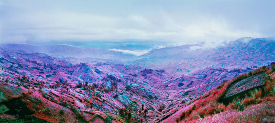 Because the Night by Richard Mosse