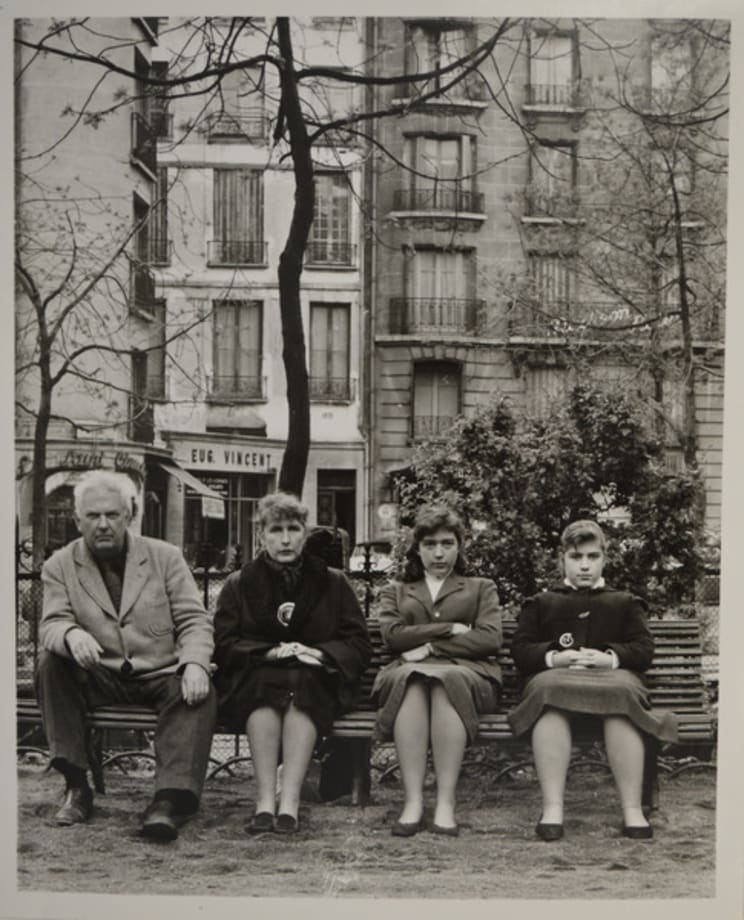 Calder et sa famille (VINTAGE 3) by Agnès Varda